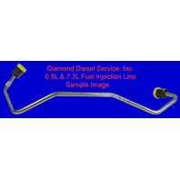 6.9L / 7.3L Diesel Fuel Injection Line kit Includes 8 lines plus Return Line Kit