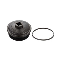 Fuel Filter Housing Cap for 2003-2010 Ford Power Stroke F-Series, E-Series, 4.5L LCF Engines | Racor Part # PFF31795