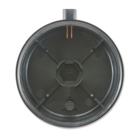 Replacement Plastic Bowl Assembly with Drain and WIF Sensor for 2004-2010 6.0L Power Stroke E-Series Engines | Racor Part # RK58052 | OEM # 4C2Z9A343AA
