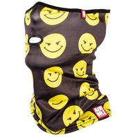 Airhole unisex Snowboard Ski Airtube Facemask Neck Warmer Happy New in Package