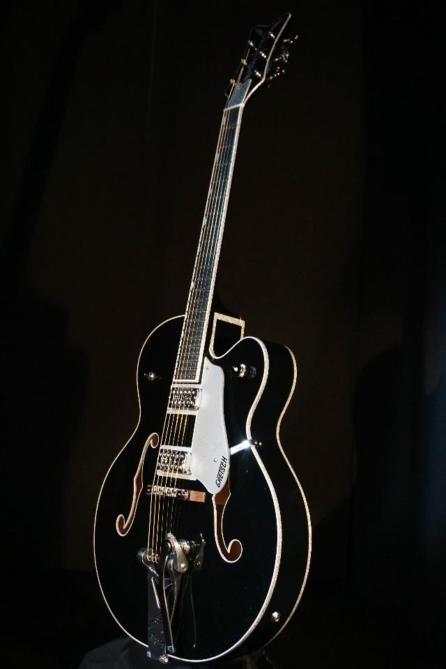 gretsch g6136slbp brian setzer phoenix electric guitar black 2018 streetsoundsnyc. Black Bedroom Furniture Sets. Home Design Ideas