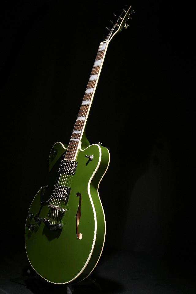 gretsch g2622lh streamliner center block v stoptail left handed torino green guitar. Black Bedroom Furniture Sets. Home Design Ideas