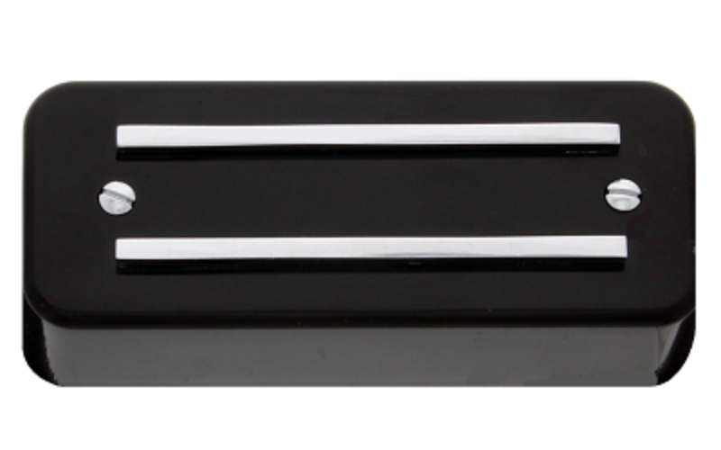 tv jones super 39 tron soapbar mount black neck guitar pickup stn sbchm streetsoundsnyc. Black Bedroom Furniture Sets. Home Design Ideas