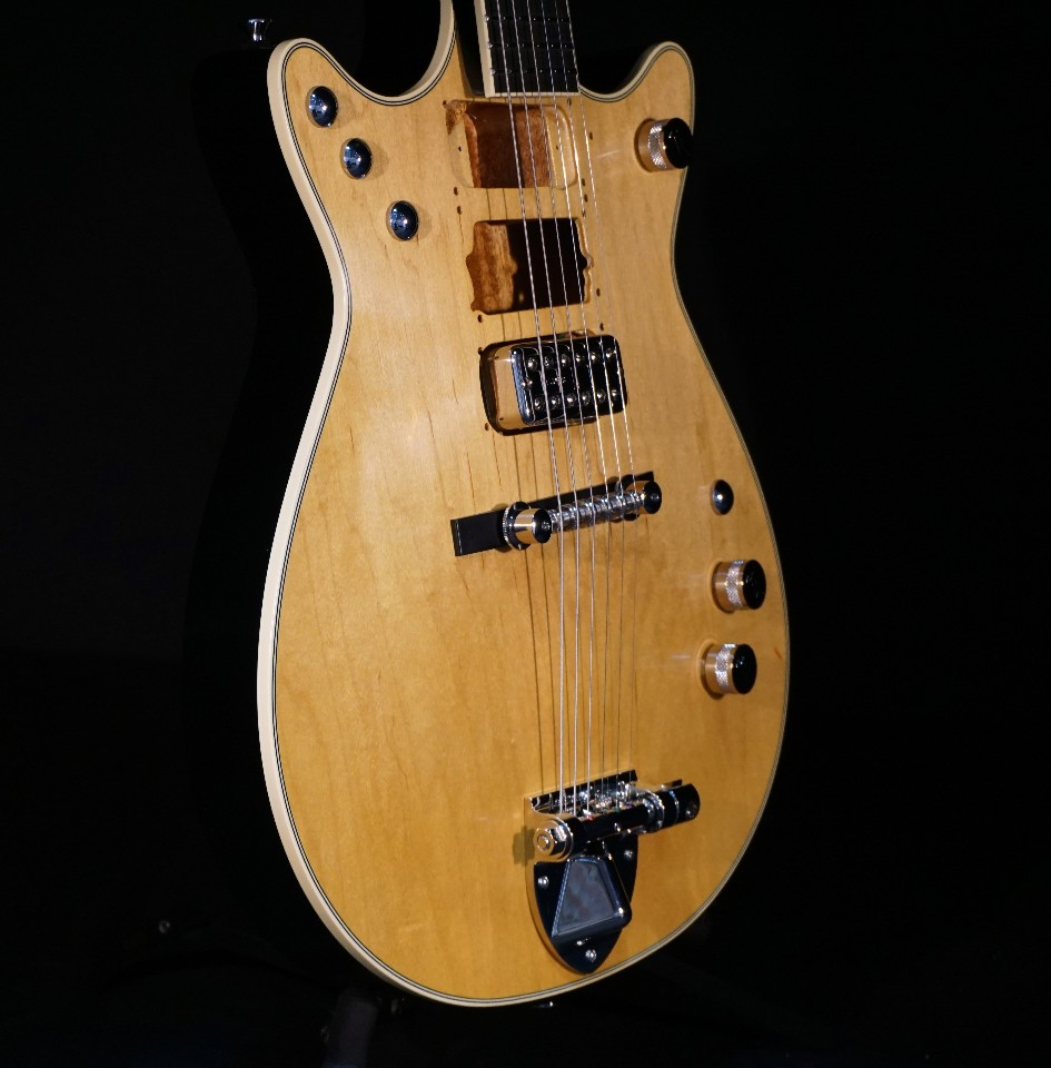 gretsch g6131 my malcolm young signature jet guitar natural jt19020680 streetsoundsnyc. Black Bedroom Furniture Sets. Home Design Ideas