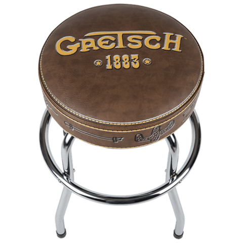 Fantastic Details About Gretsch 1883 24 Inch Barstool Free Shipping Evergreenethics Interior Chair Design Evergreenethicsorg