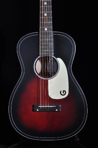 Gretsch G9500 Sunburst Jim Dandy Flat Top Acoustic Guitar