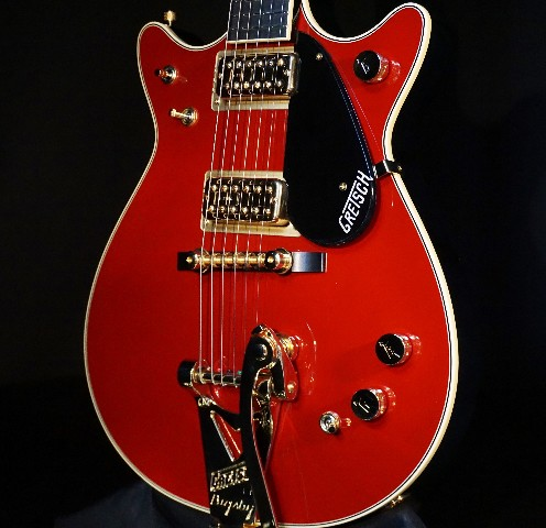 Gretsch G6131T-62VS Vintage Select Jet Firebird Guitar With Bigsby Hardshell Inc.