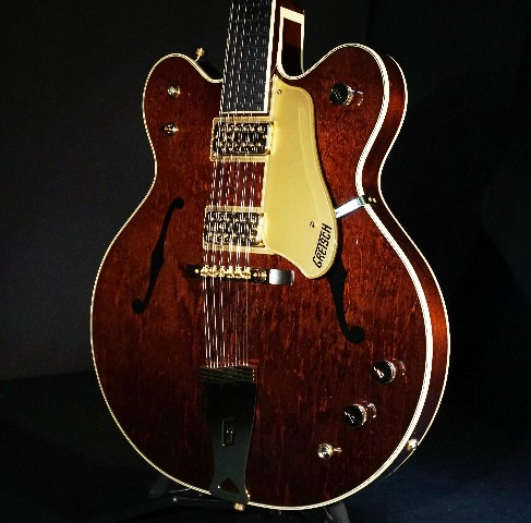 Gretsch G6122-6212 VS 12 String Vintage Select Country Gentleman Guitar Mint