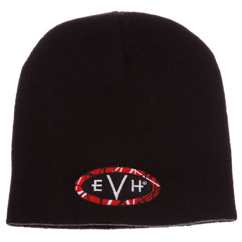 Evh Logo Knitted Beanie Black 912-3002-000