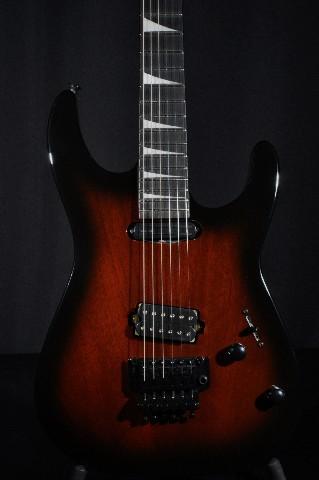 Charvel Super Stock  Limited Edition Model 1888 Dark Brown Sunburst Guitar