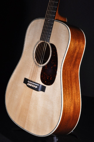 martin outlaw custom shop d 18 acoustic guitar 17cs w hardshell case streetsoundsnyc. Black Bedroom Furniture Sets. Home Design Ideas