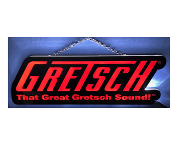Gretsch  That Great Gretsch Sound Led Sign