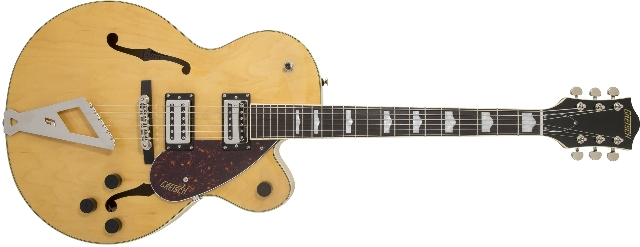 Gretsch G2420 Streamliner with Chromatic II Village Amber Guitar (In Stock)