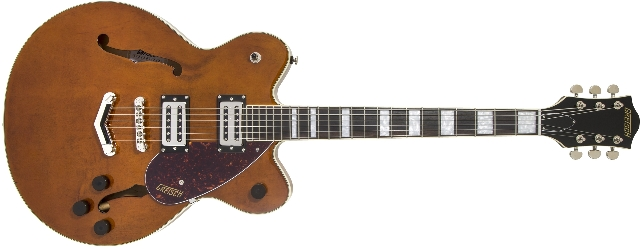 Gretsch G2622 Streamliner Center Block  Single Barrel Stain Guitar (In Stock)