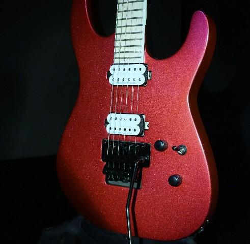 Jackson Pro Series Soloist SL2M Metallic Red