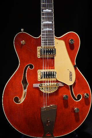gretsch g5422g 12 walnut w gold hardware 12 string guitar mint streetsoundsnyc. Black Bedroom Furniture Sets. Home Design Ideas