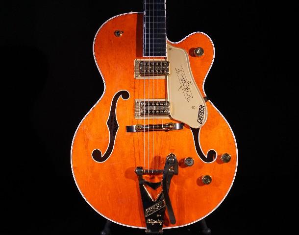 Gretsch G6120T Nashville Guitar Players Edition Mint 2017