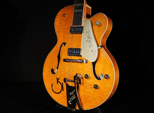 Gretsch  G6120T-55VS Chet Hollow Body Vintage Select Guitar JT19010121