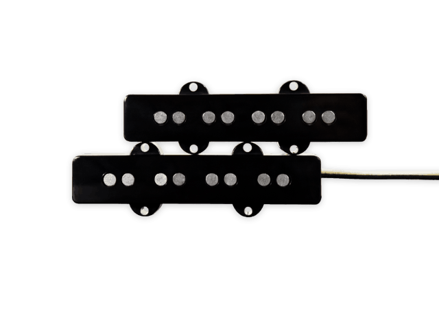 Lindy Fralin Jazz Bass Pickup Set