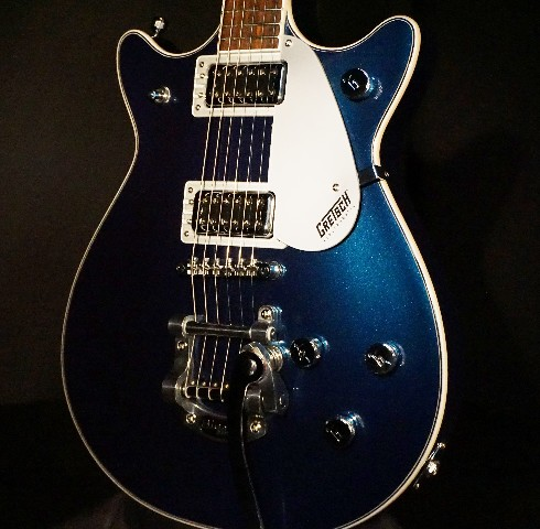 Gretsch G5232T FT Electromatic Double Jet Guitar Midnight Sapphire
