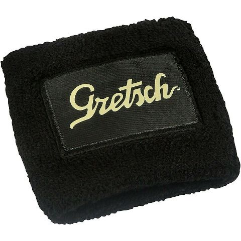 Gretsch Genuine Script Logo Wristband 922-977-8100