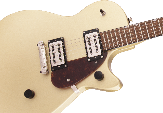 Gretsch G2210 Streamliner Junior Jet Club Golddust Guitar (2019)
