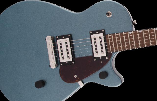 Gretsch G2210 Streamliner Junior Jet Club Gunmetal Guitar