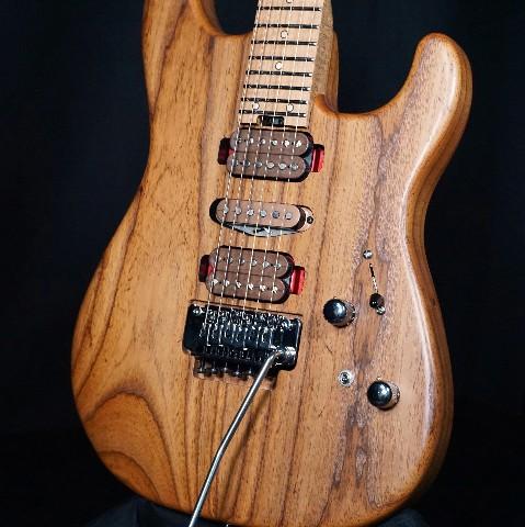 Charvel Custom Shop Signature Guthrie Govan HSH Caramelized Ash Guitar GG2002258