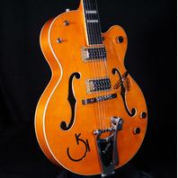 Gretsch G6120RHH Reverend Horton Heat Guitar Hardshell Included (Actual Guitar)