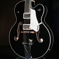 Gretsch  G6136SLBP Brian Setzer Phoenix Electric Guitar Black 2018