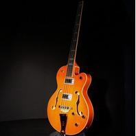 Gretsch G5440LSB Long Scale Bass Orange ''B Stock''  Hardshell Included 2018