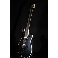 EVH USA Wolfgang Stealth Black Guitar W/Hardshell Case