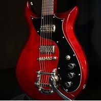 Gretsch G5135CVT  Electromatic Corvette Cherry Stain Guitar