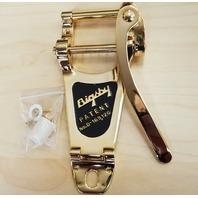 Bigsby True Vibrato Tailpiece B7-Gct Gold (60150100)
