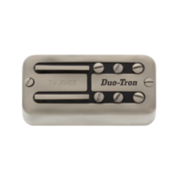Tv Jones Paul Yandell Duo Tron Universal Mount Velvet Nickel Bridge Pickup (PYB-UVNKL-IV)