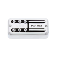 Tv Jones Paul Yandell Duo Tron Universal Mount Chrome Neck Pickup (PYN-UVCHM)