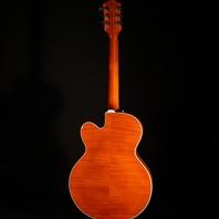 Gretsch G6120TFM Players Edition Nashville Flamed Top Guitar JT20020591