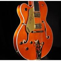 Gretsch G6120T-LH Mint Lefty Players Edition Chet Atkins  Hollow Body Guitar Mint