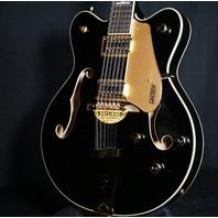 Gretsch G5422G-12  Black W/Gold Hardware 12 String Electric Hollow Body Guitar