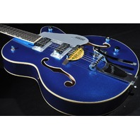 Gretsch G5420T Fairlane Blue Electromatic Guitar Hollow Body Mint 2018 W/Gig Bag