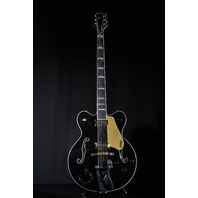 Gretsch  G6120TB-DE Duane Eddy Black Pearl 6-String Hollow Body Electric Bass