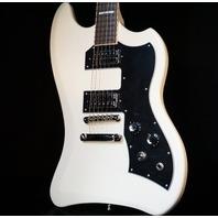 Guild T-Bird ST Guitar Vintage White Gig Bag Included