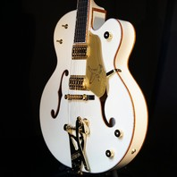 Gretsch G6136T-59VS Vintage Select White Falcon Guitar New W/Hardshell