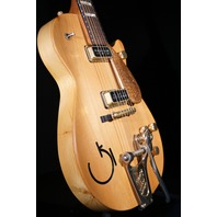 Gretsch USA Custom Shop Brooklyn Reclaimed Wood Duo Jet Guitar #1 New