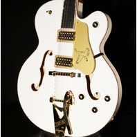 Gretsch G6136T-WHT White Falcon Guitar Players Edition Mint W/Hardshell