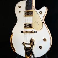 Gretsch G6134T-58VS Vintage Select White Penguin Guitar Mint 2019