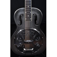Gretsch G9221 Bobtail Steel Resonator  A/E Guitar Round Neck (2018)