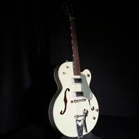 Gretsch G6118T-60VS Vintage Select Anniversary 2-Tone Smoke Green Guitar 2019