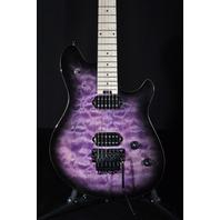Evh Wolfgang Standard Trans Purple Burst Electric Guitar W/Floyd 2017