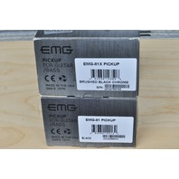 Emg 81,  81X Guitar Pickups (2 Units Not Working)